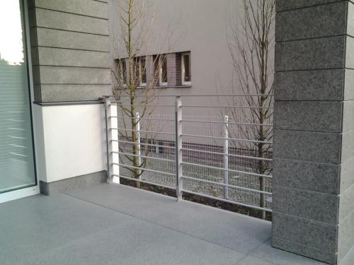 Balustrady zewnętrzne i wewnętrzne, stalowe, nowoczesne,  tradycyjne, ozdobne - KIM Ogrodzenia Budzyń