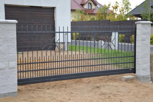 Projektujemy, wykonujemy i montujemy furtki, bramy przesuwne, skrzydłowe - KIM Ogrodzenia Budzyń