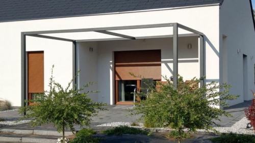Konstrukcje stalowe, pergole, wiaty - Kim Ogrodzenia Budzyń