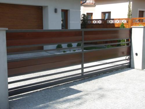 Ogrodzenia stalowe, cynkowane, malowane proszkowo, nowoczesne, tradycyjne, ozdobne - KIM Ogrodzenia Bydzyń