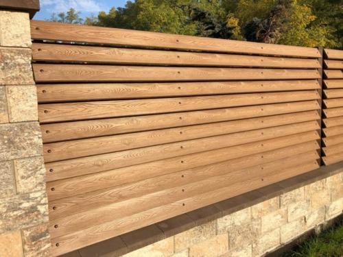 Ogrodzenia drewniane - KIM Ogrodzenia Budzyń