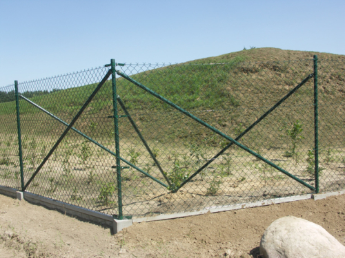 Sprzedajemy i montujemy ogrodzenia systemowe z siatki i panelowe, malowane, cynkowane - KIM Ogrodzenia Budzyń
