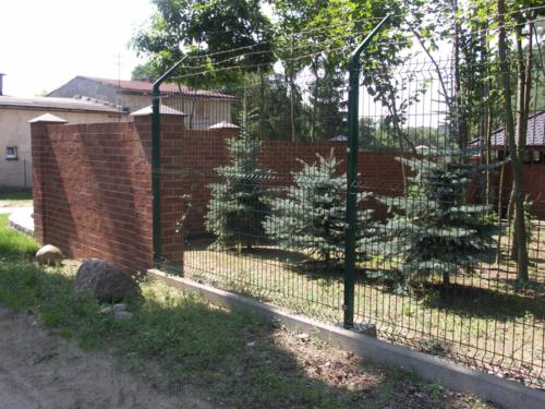 Wykonujemy ogrodzenia systemowe - z paneli lub z siatki - KIM Ogrodzenia Budzyń