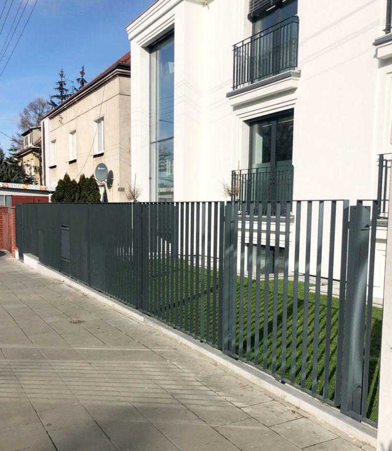 Read more about the article Kolejne ogrodzenie zamontowane u Klienta